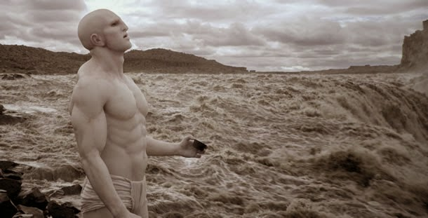 Los humanos llegaron desde otro planeta
