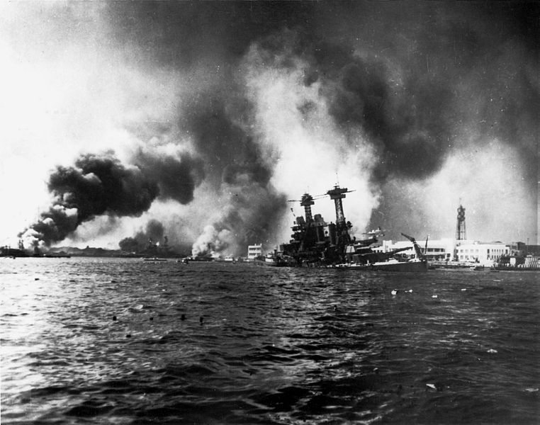 Pearl Harbour WW2