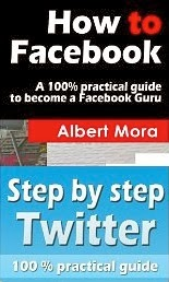 Bundle: Step by step Twitter + How to Facebook