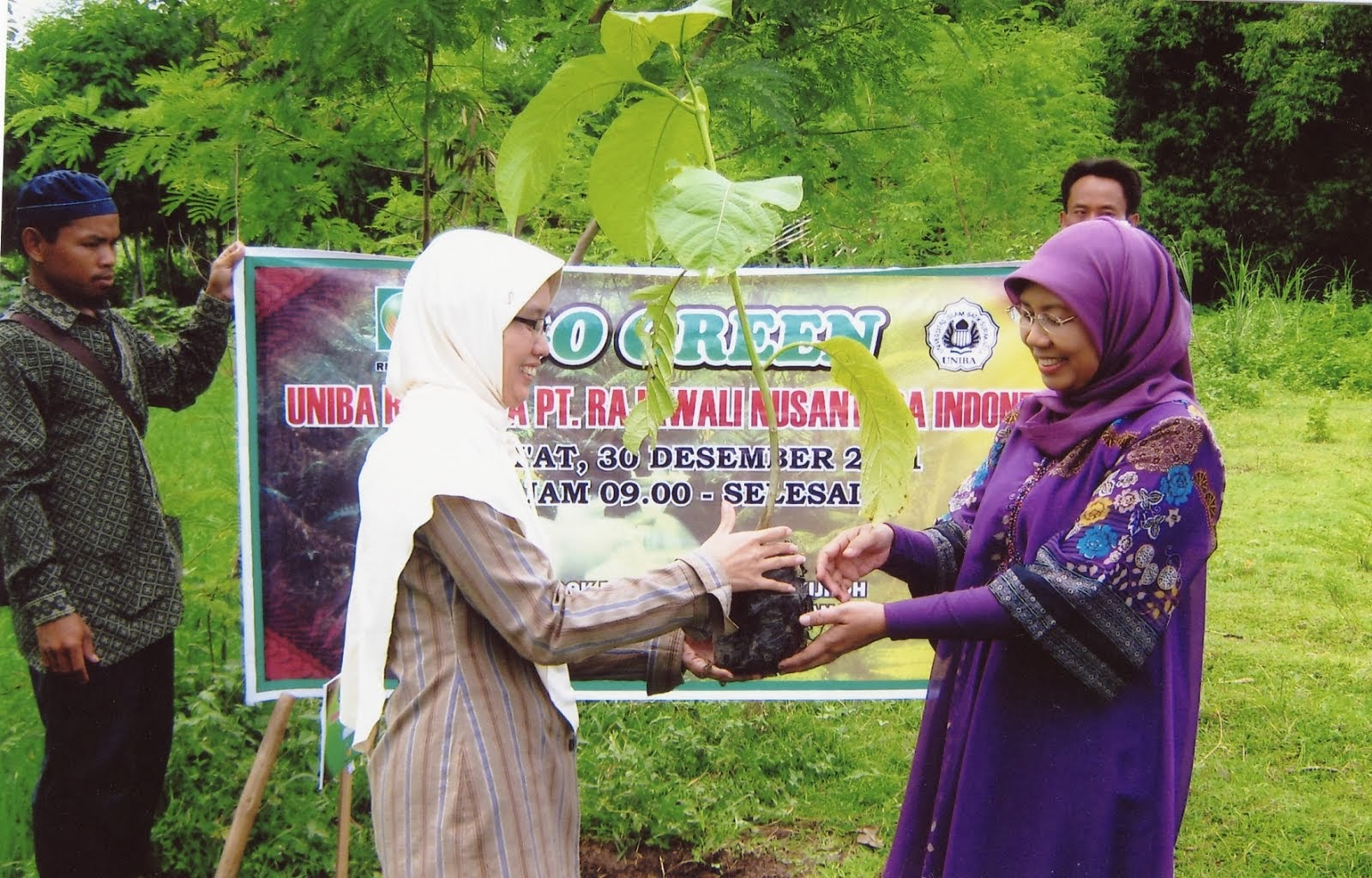 Go Green with RNI