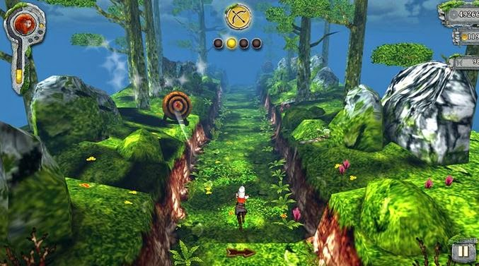 How to Play Temple Run for PC/Laptop without Bluestacks