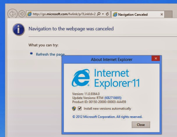 Download Internet Explorer 11 for Windows 7 from Official ...