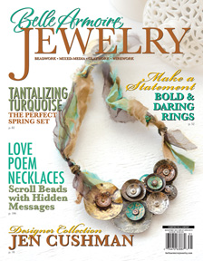 Making jewelry magazine images frompo 1 for Belle armoire jewelry magazine subscription