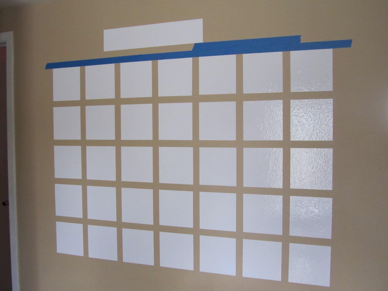 6 and still sane huge wall calendar tutorial 6 and still sane saigontimesfo