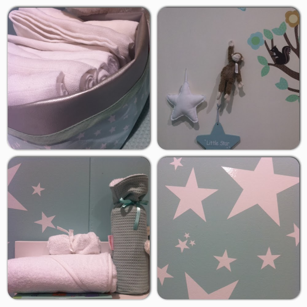babykamer accessoires mint ~ lactate for ., Deco ideeën