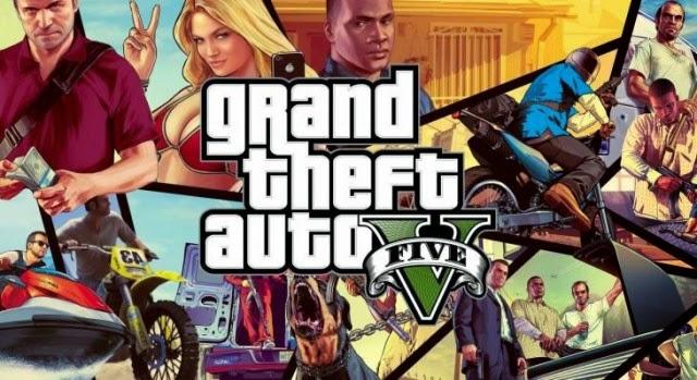 Game GTA V untuk PC