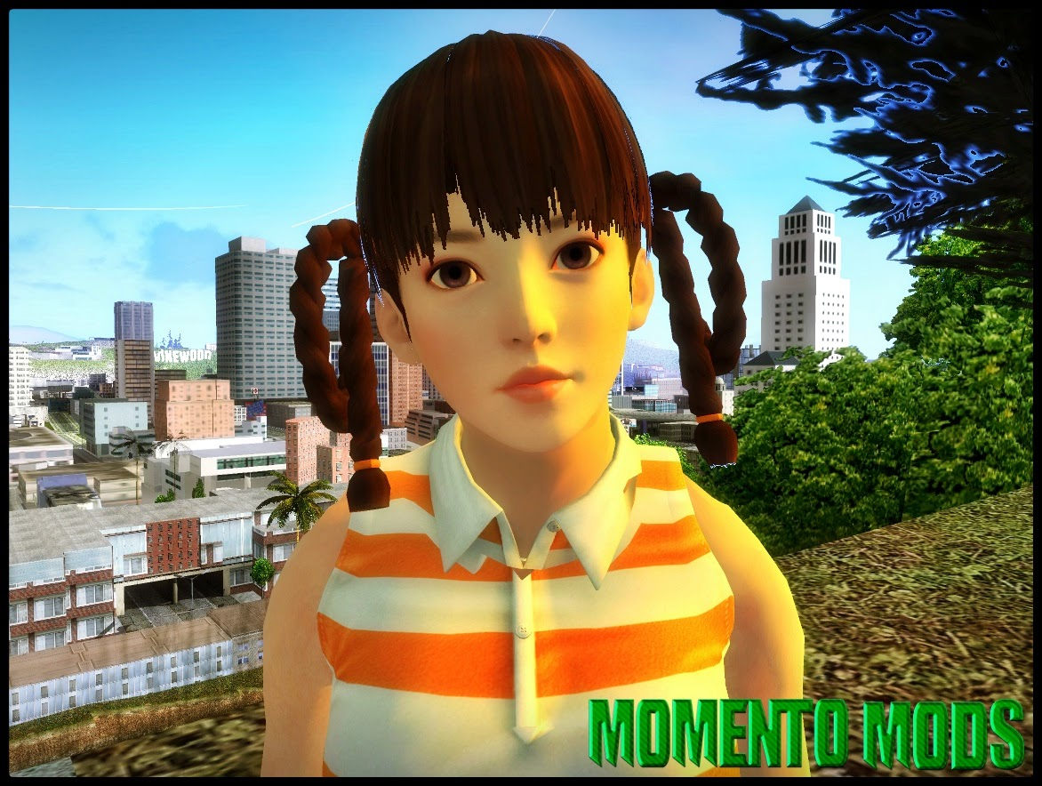 GTA SA - Lei Fang Costume 10 ( Dead Or Alive 5 )