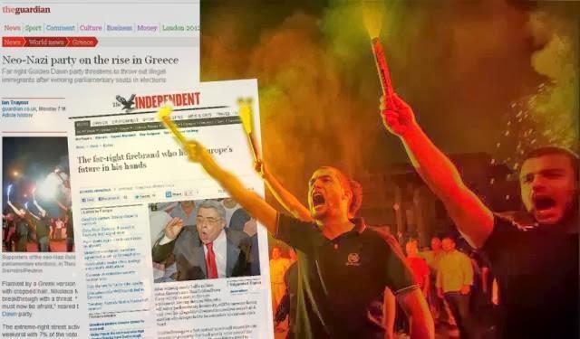 Economist: «Προσοχή, ανεβαίνει η Χρυσή Αυγή!»