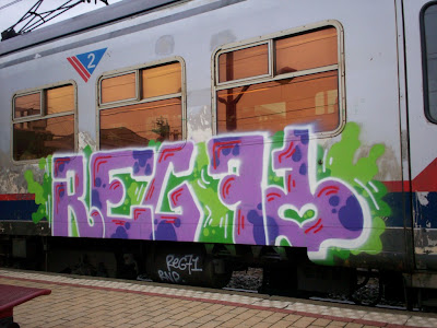 Reg71 graffiti