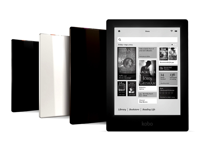 add ebooks to kobo library