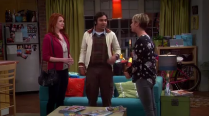 did raj hook up with penny The big bang theory season 6 finale review: surprisingly smooth sailing  i think raj and penny are going to hook up penny has never really committed.