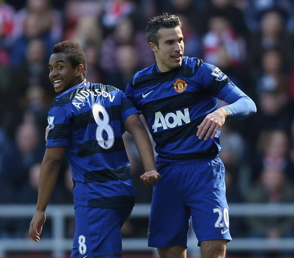 Manchester United: Match Galery, Sunderland Vs Manchester United 0-1