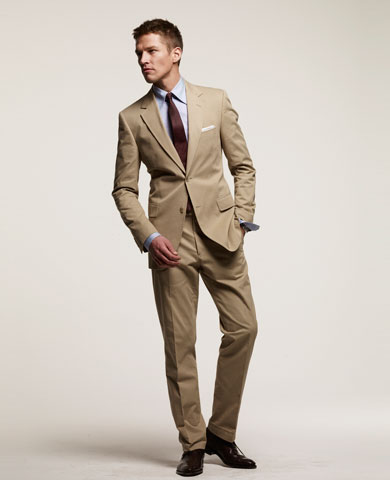 Summer 2012 Top Men's Fashion Trends
