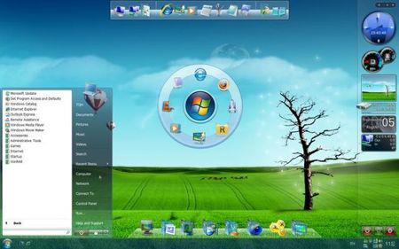 Driver Pack AutoRun v3 For Win XP Win VISTA Win7 - All In One- AIO.torrent