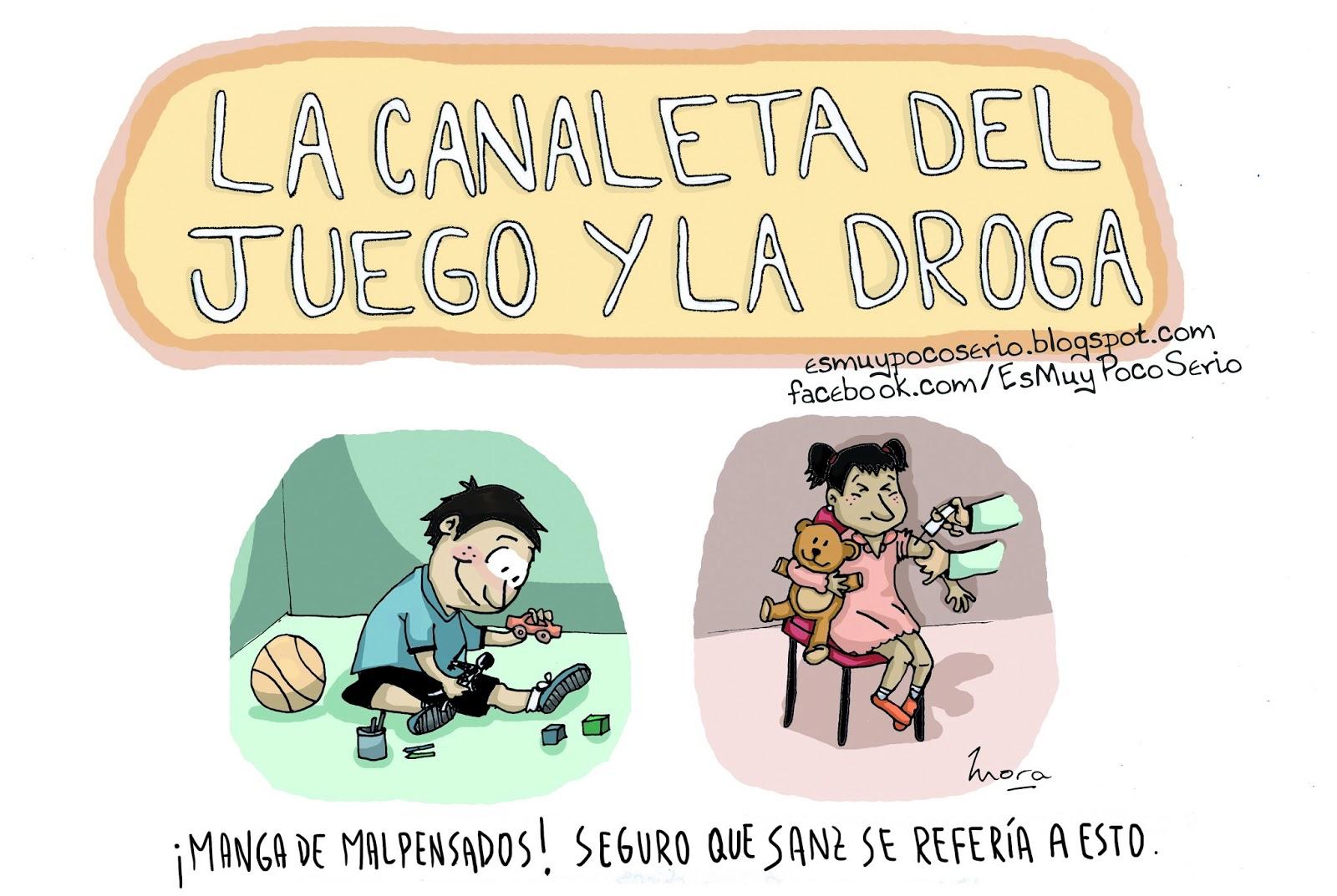 juego droga: