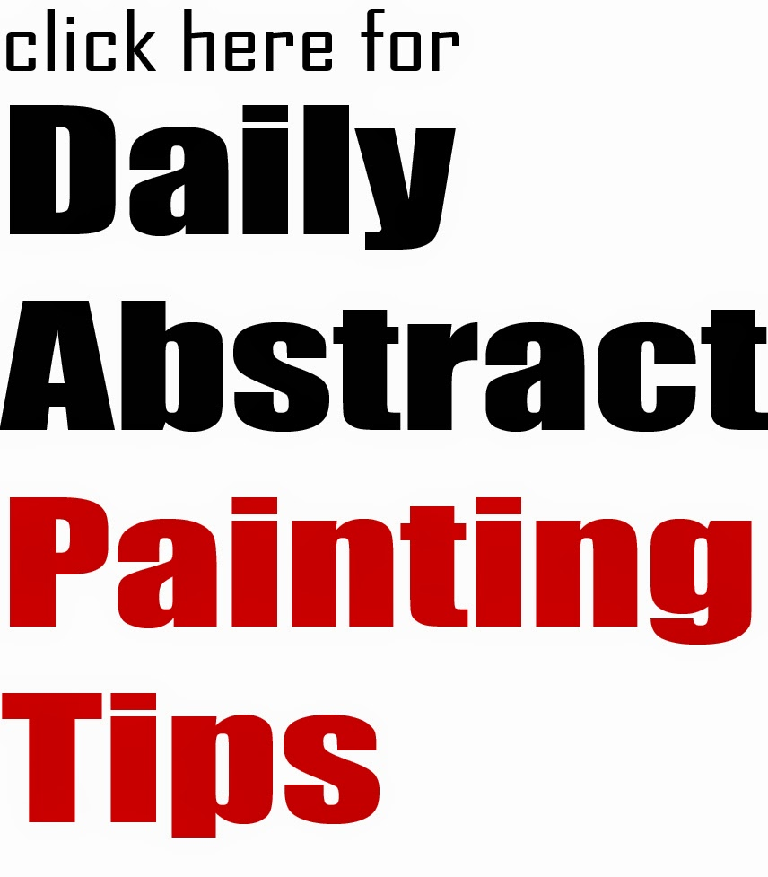 Daily Abstract Painting Tips