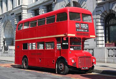 Bas di kota London