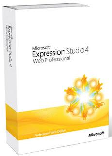Microsoft Expression Web Pro Studio 4 | Full Version | 172.06MB