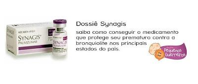 prematuro synagis bronquiolite