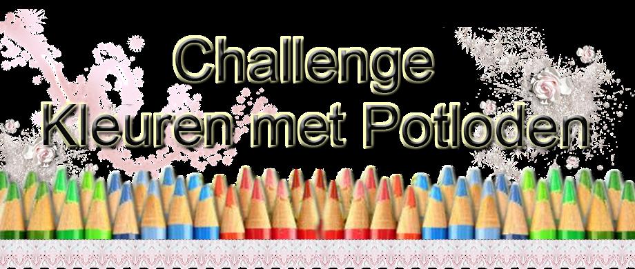 Challenge kleuren met potloden