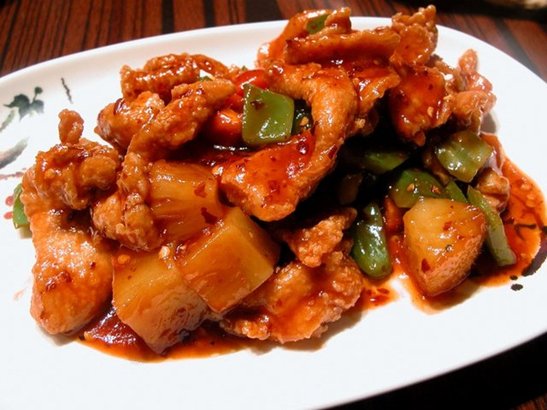 My Recipes: Chicken Manchurian
