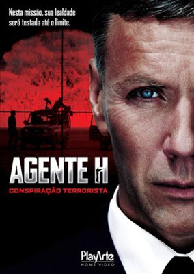 Filme Poster Agente H – Conspiração Terrorista DVDRip XviD Dual Audio & RMVB Dublado