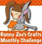 Bunny Zoe - Monthly Challenge