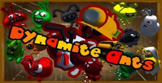 Dynamite Ants