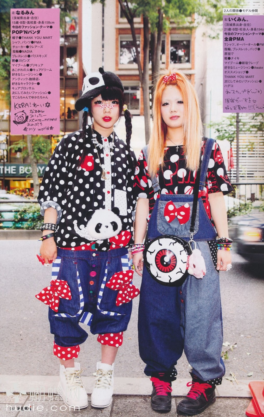 Kera Magazine Street Fashion