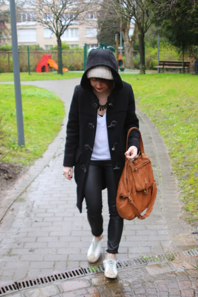 duffle coat, golden goose, dreyfuss, blog, fashion blogger, blog mode lille, zara