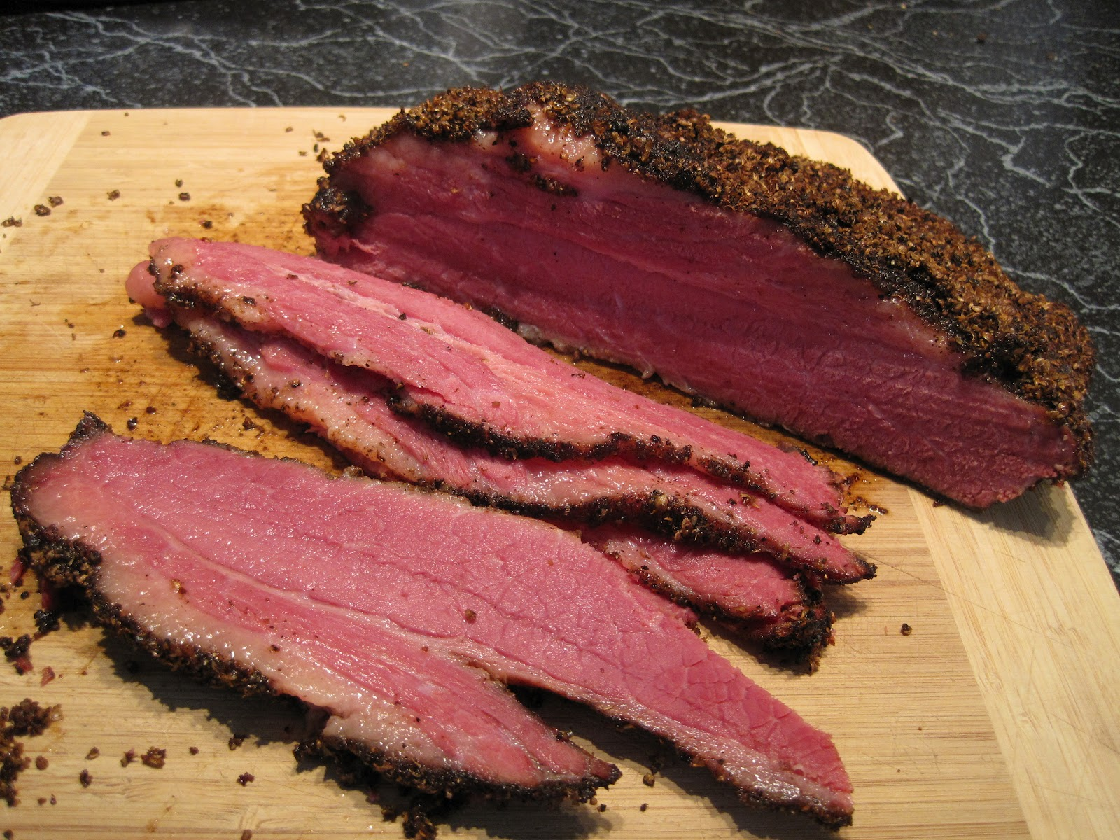My View: The Perfect Homemade Pastrami