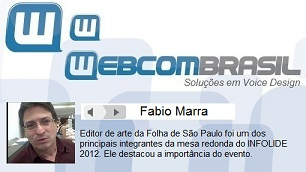 Webcombrasil Fabio Marra