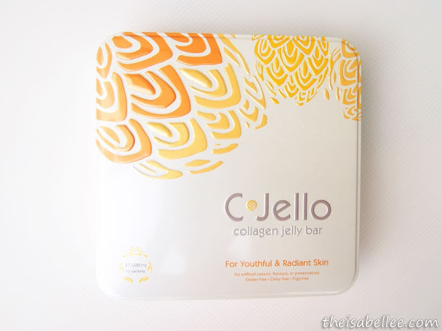 C-Jello Collagen Jelly Bar review