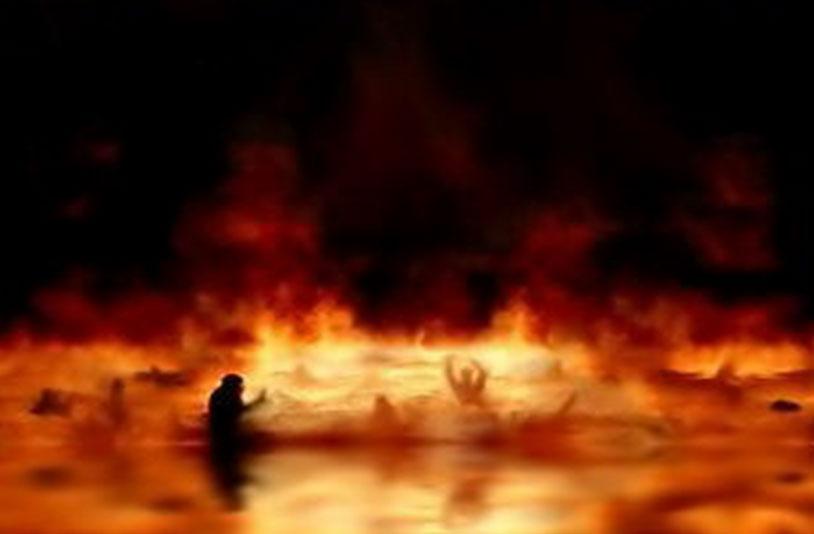 Voici comment doit être un vrai prêtre de Notre Seigneur Jésus-Christ Enfer9