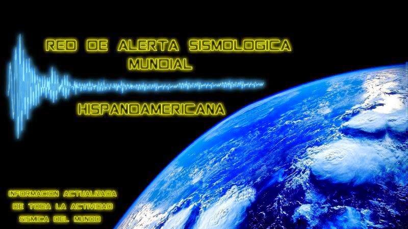 RED DE ALERTA SISMOLOGICA M.