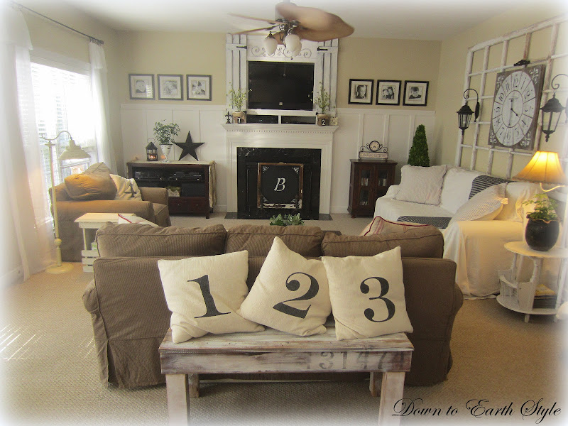 Beige Color Paint Living Room Ideas