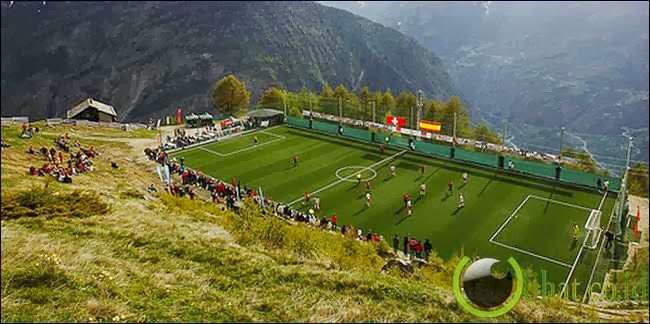 Ottmar Hitzfeld Stadium – Swiss
