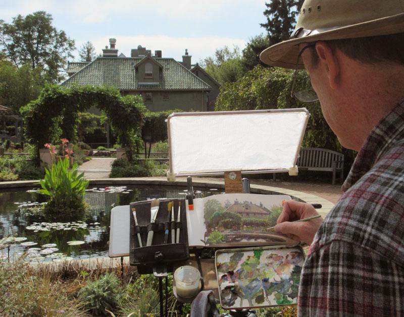 Gurney Journey Denver Botanic Gardens