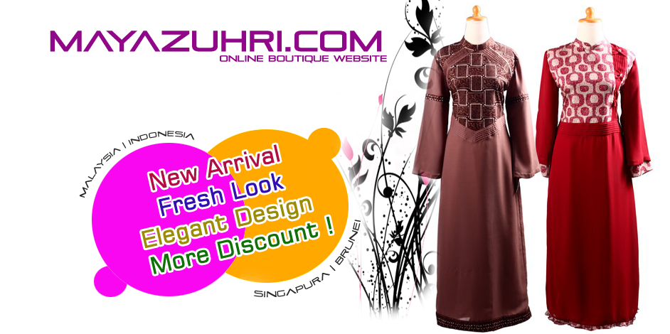 Mayazuhri.Com | Online Shopping Shop | Cloth | Tudung | Shawl | Handbag |