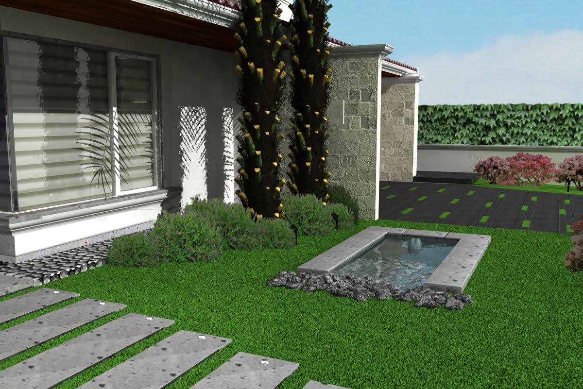 Estudio gl for Diseno jardines exteriores casa
