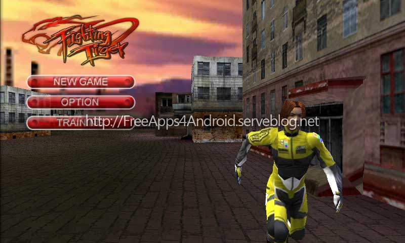Free Games 4 Android: Fighting Tiger FULL v1.3.0