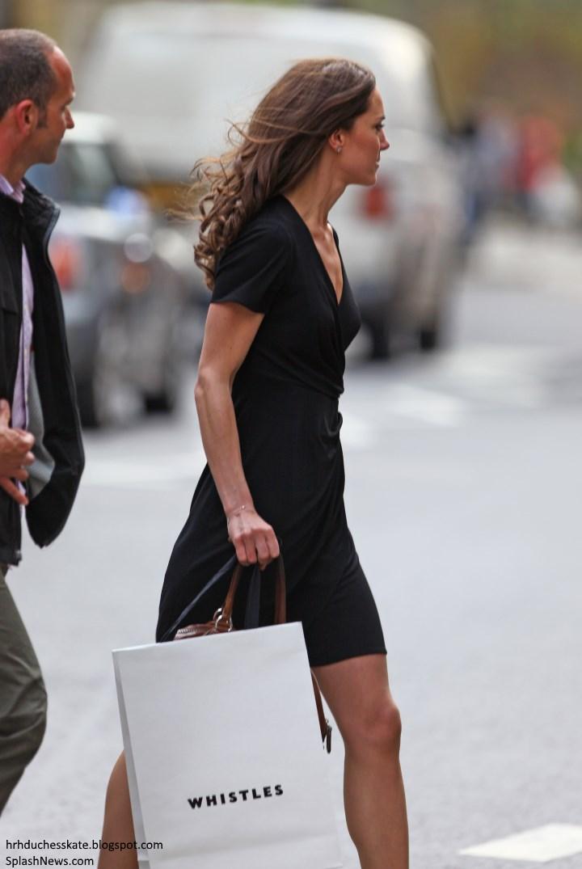 Duchess Kate Kate Loves Black Dresses