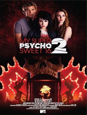 Ver My Super Psycho Sweet 16: Parte 2 (2011)