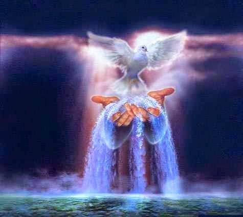 L'Esprit Saint va vous donner un élan nouveau pour poursuivre votre route à la suite de Jésus ressuscité ! Esprit+saint