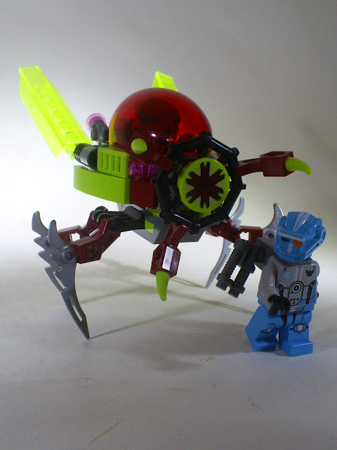 That Figures: REVIEW: Lego Galaxy Squad Space Swarmer