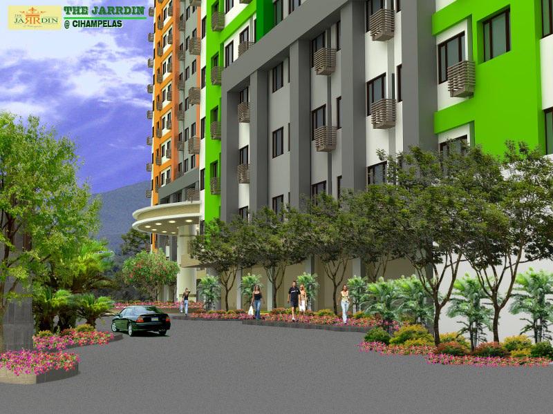 -                   The   Jarrdin    Apartement                  -