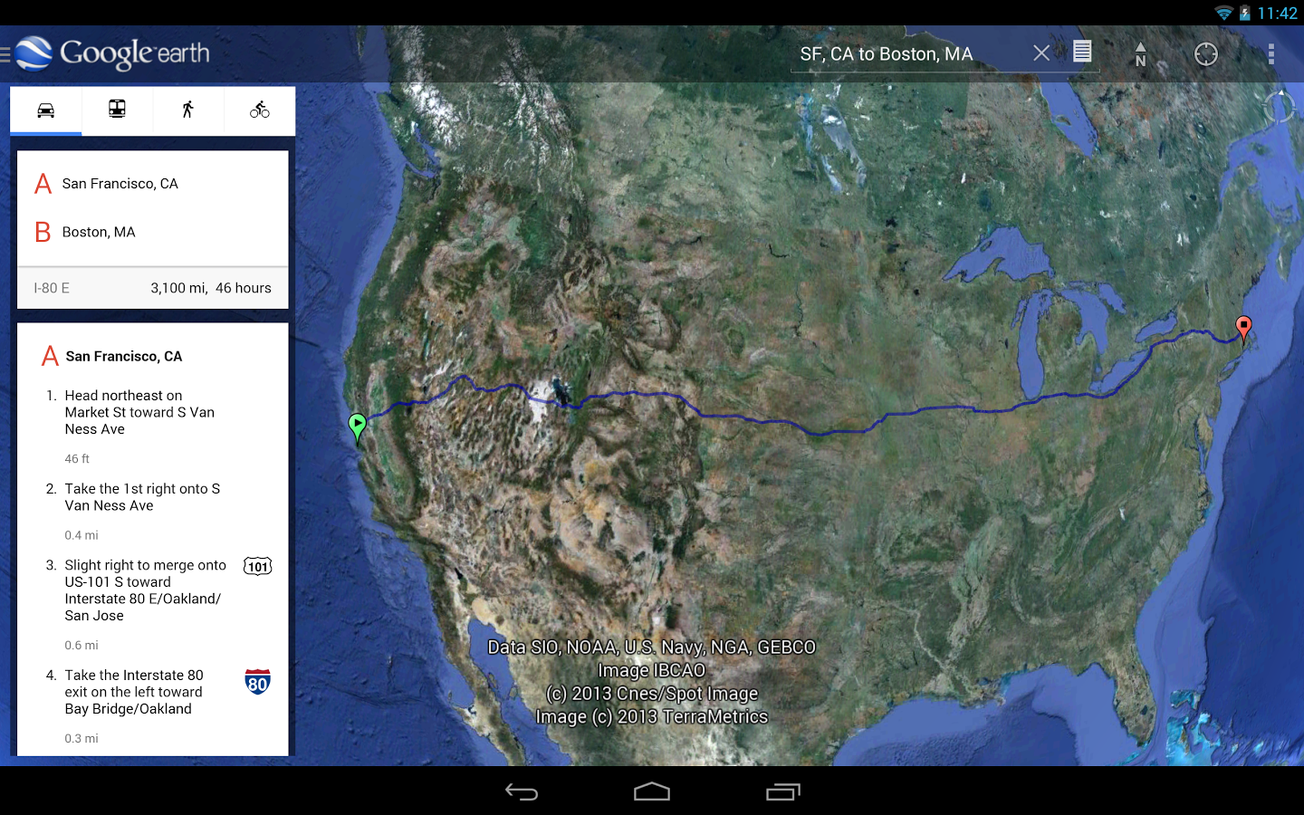 Google earth apk free download the mobile hub