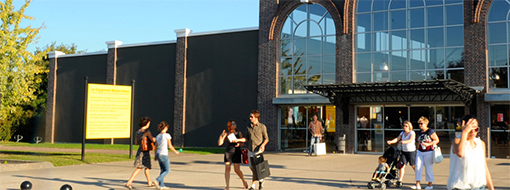 Troyes capitale des magasins d'usine