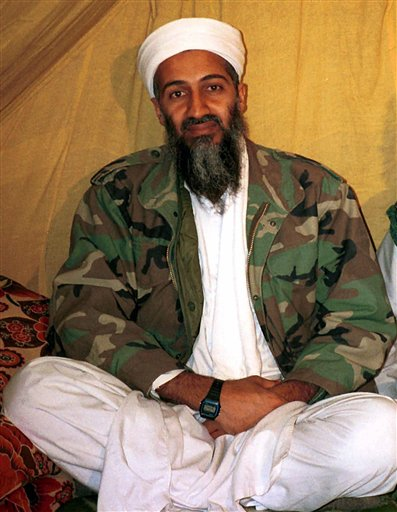 Osama Bin Laden and Saudi. Osama in Laden the Saudi.