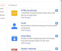 cara memasang menu porot populer yang berjalan agar blog kita kelitan lebih menarik terbaru